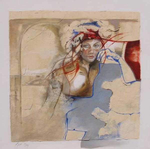 portrait femme 8