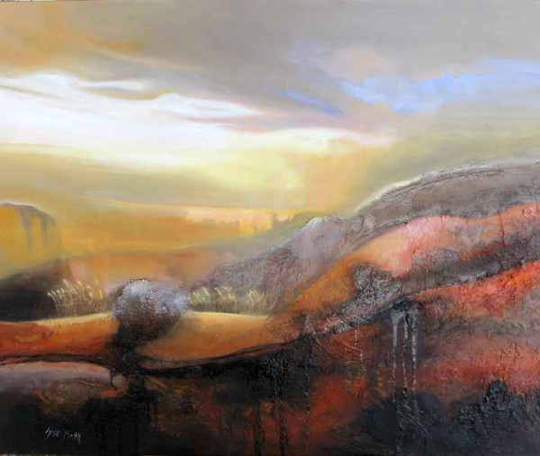 Lyse Mary - paysage montagne 8