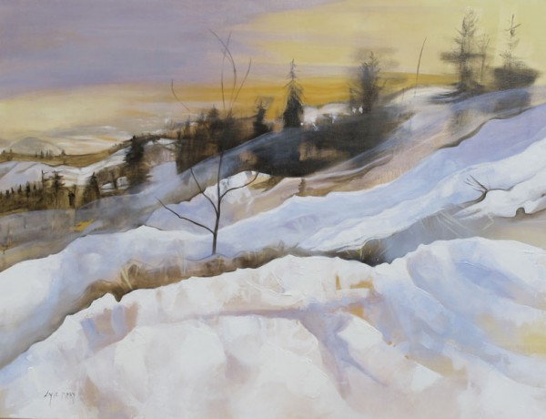 Lyse Mary - paysage montagne 7