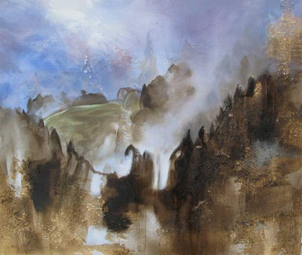 Lyse Mary - paysage montagne 5