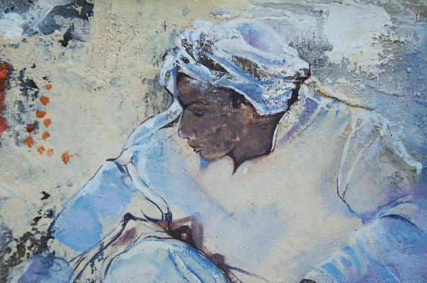 Portrait (détail)