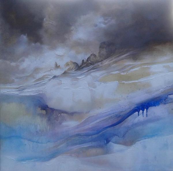Préservons nos glaciers - 60x60