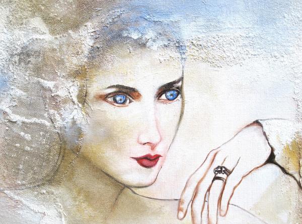 portrait femme 2 (detail)